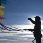 February Kite Flying