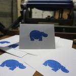 Hippo Prints