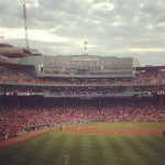 Wouldn't be summer without the sox